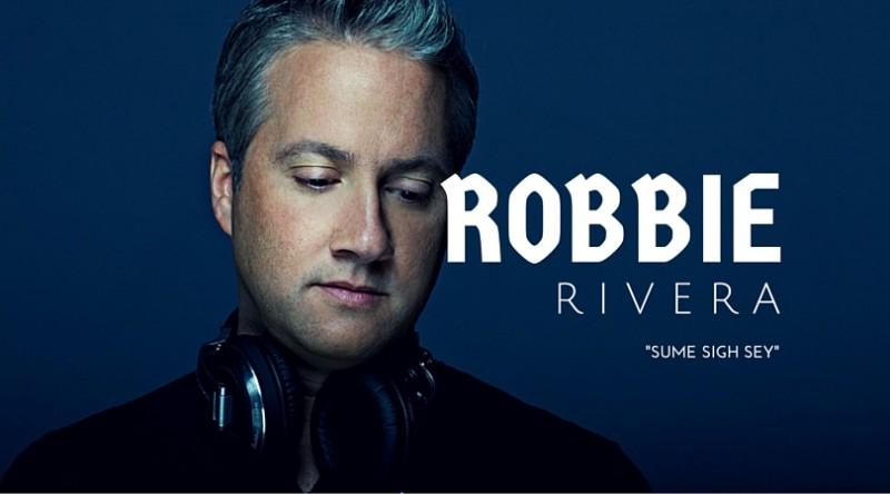Artist Interview: 1-on-1 with Robbie Rivera