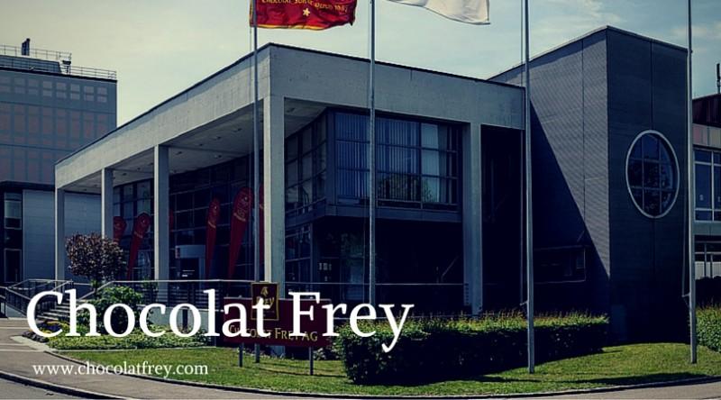 Chocolat Frey: Experience the secret of Frey.