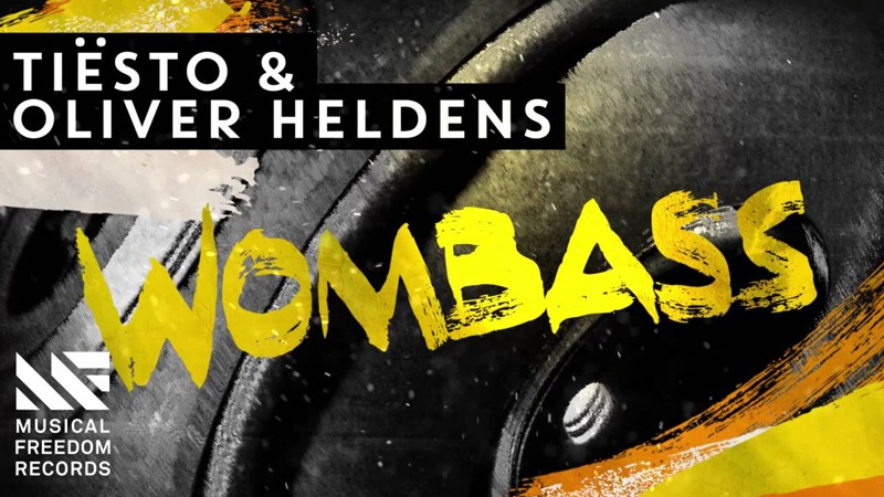 "Tiësto and Oliver Heldens ""Wombass"" Out Now via Musical Freedom Records"
