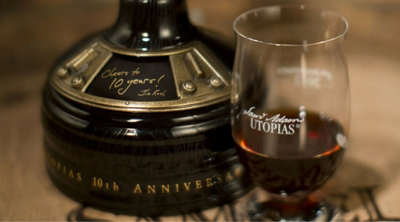 Sam Adams Utopias®: Cheers to 10 years!