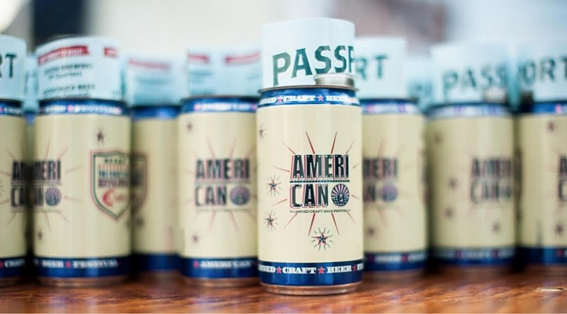Save the Date for the 6th annual AmeriCAN Canned Craft Beer Festival