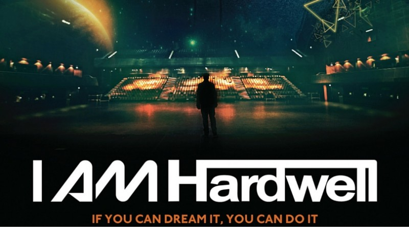 """""""I AM HARDWELL – Living the dream"""" full-length documentary out worldwide today!"""