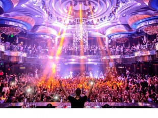OMNIA Nightclub at Caesars Palace Hosts Unrivaled Affair for One Year Celebration