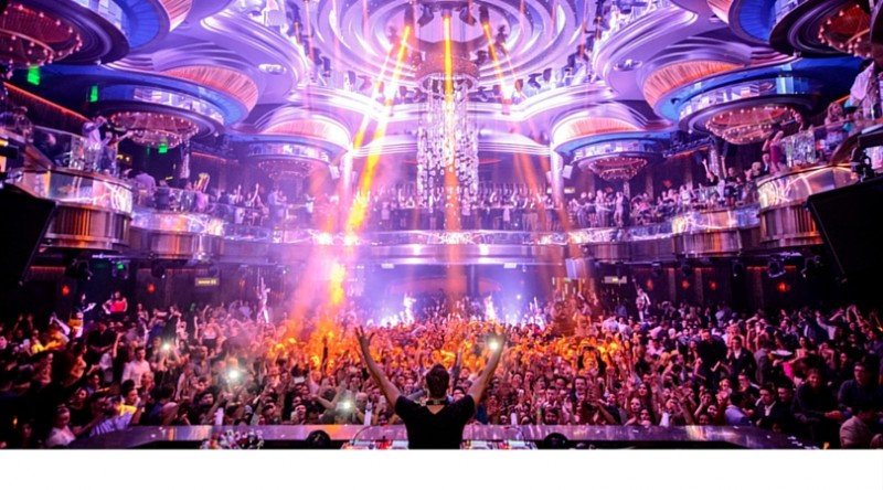 OMNIA Nightclub at Caesars Palace Hosts Unrivaled Affair for One Year Celebration