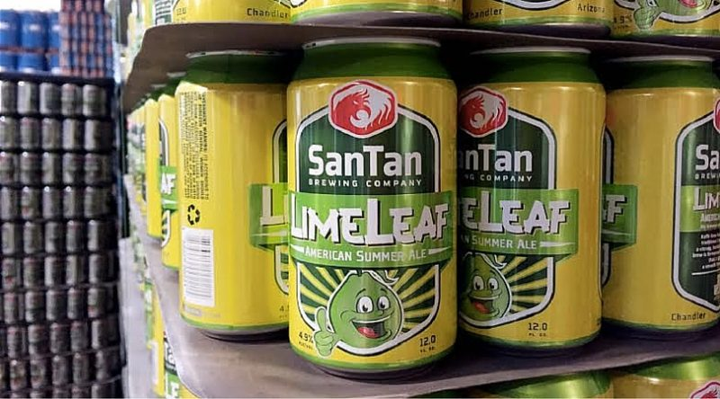 LimeLeaf Now Available in Cans with Regional Distribution