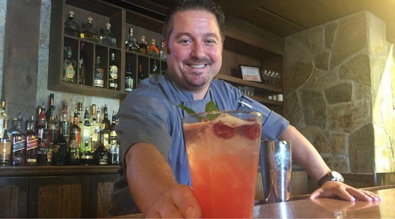 Mixing Craft Cocktails with Matt Allen