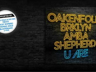 "Paul Oakenfold unites with BRKLYN and Amba Shepherd for ""U Are"""