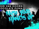 "Sander van Doorn and Chocolate Puma Release ""Raise Your Hands Up"" on Musical Freedom"