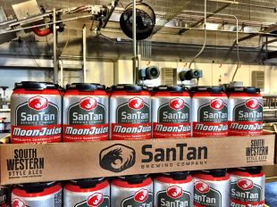 SaTan Brewing Company to Launch MoonJuice Galactic Grapefruit IPA