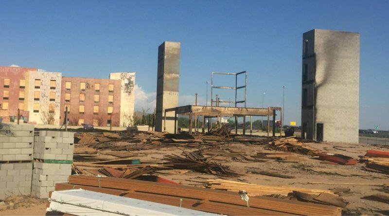 North Phoenix 2-Alarm Fire Aftermath