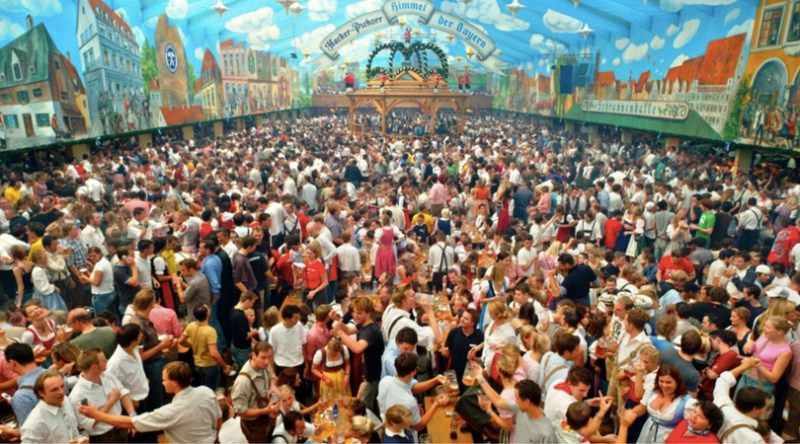 Oktoberfest: By The Numbers