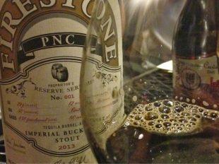 Firestone Walker Brewing Compay: PNC Imperial Buckwheat Stout