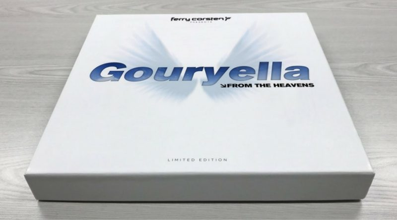 "Ferry Corsten presents Gouryella ""From The Heavens"" album out today"