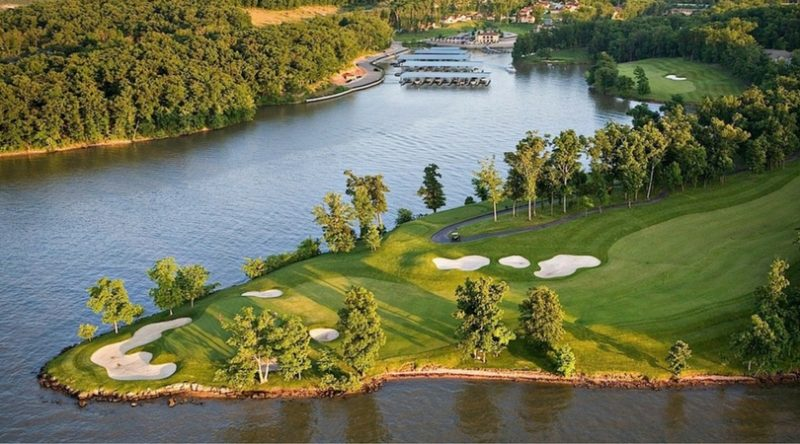Troon Selected to Manage The Club at Porto Cima in Sunrise Beach, Missouri
