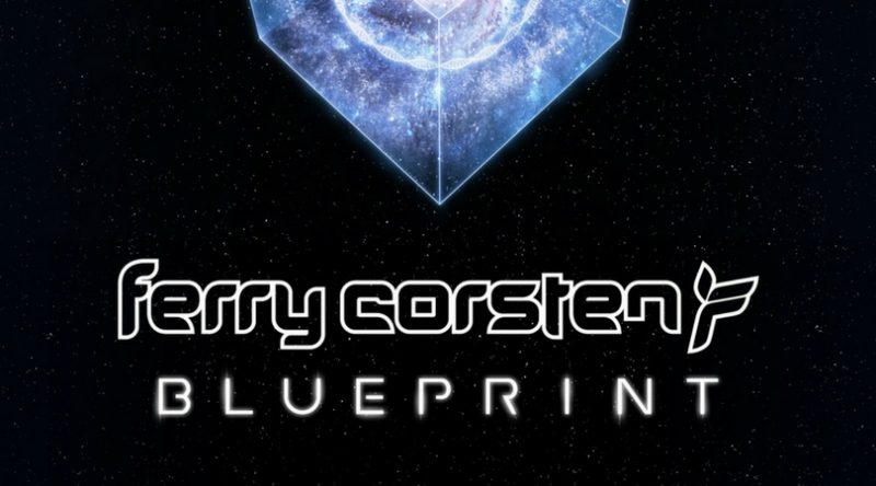 "Ferry Corsten to release Sci-fi concept album ""Blueprint"""