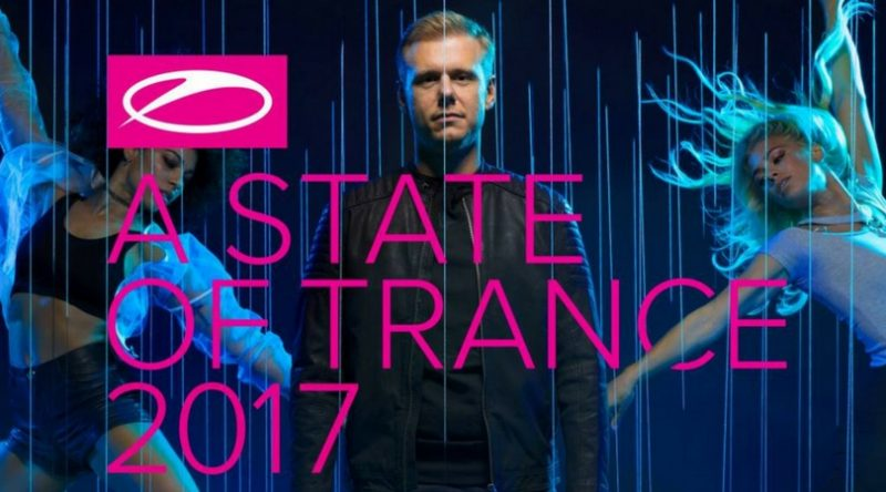 "Armin van Buuren Launches ""A State Of Trance 2017"" album"