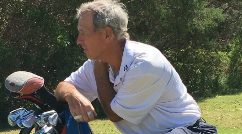 Legends of the Green: Texan Barry Gibbons Shatters World Record