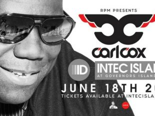 Carl Cox Presents: Intec Island