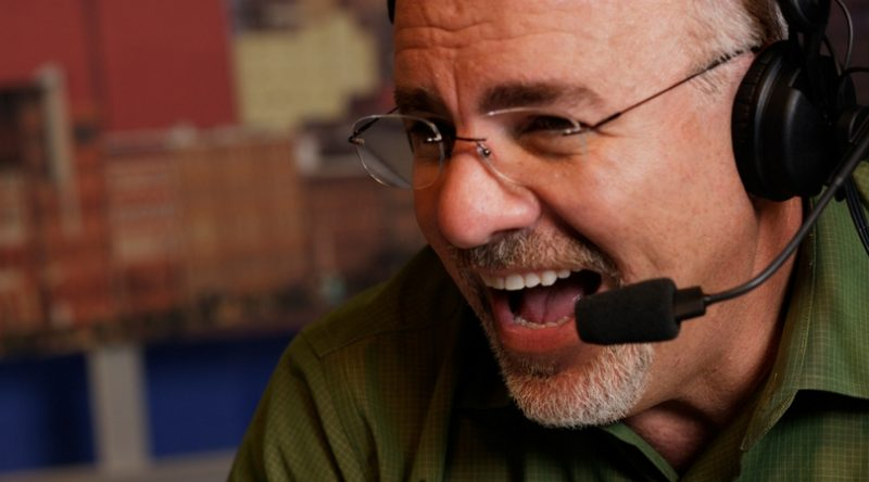 Who sings the Dave Ramsey theme song?
