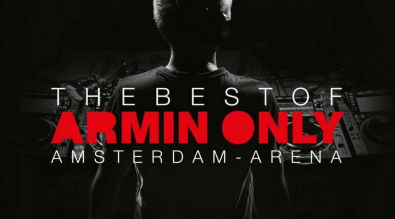 "Armin van Buuren announces ""The Best Of Armin Only"" album"