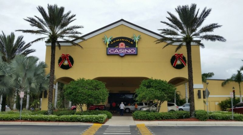 Seminole Casino Hotel Immokalee: Jump Start