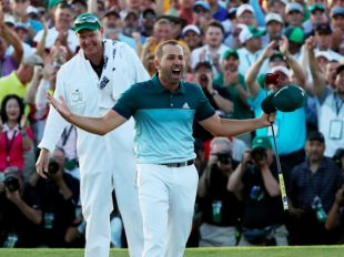 The Man of the Hour: Sergio Garcia