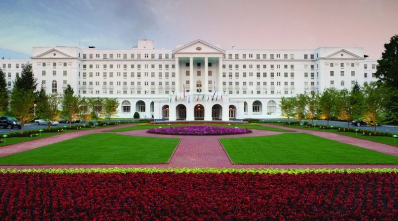 Legends of the Green: The Historic Resort of The Greenbrier