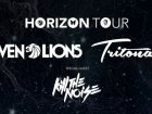 "Seven Lions and Tritonal announce ""Horizon"" Tour with Kill The Noise"