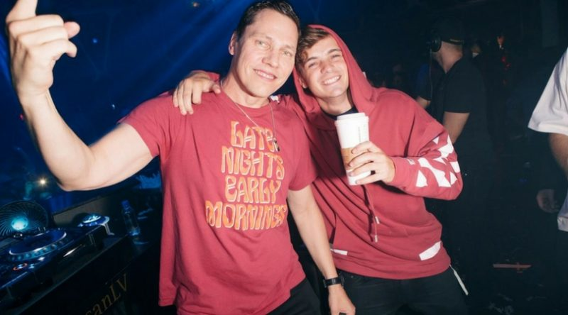 Martin Garrix Surprises Guests With a Cameo during Performance at Hakkasan and OMNIA Nightclubs