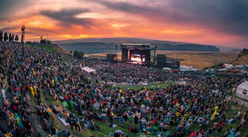 "Above & Beyond announces new album ""Common Ground"" at their sold out ABGT250 show at the Gorge Amphitheatre"