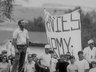 Origins of Arnie's Army