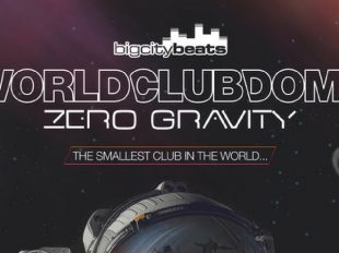 The World's First Zero Gravity Party Announced