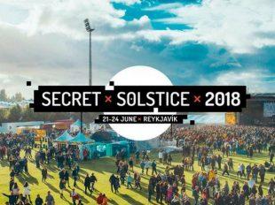 Iceland's Secret Solstice 2018 Announces Exclusive Performances Inside A Glacier + Lava Tunnel