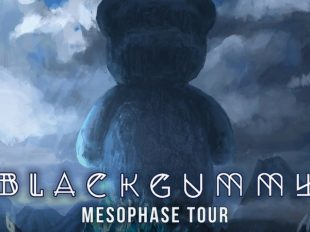 BlackGummy readies for Mesophase Tour