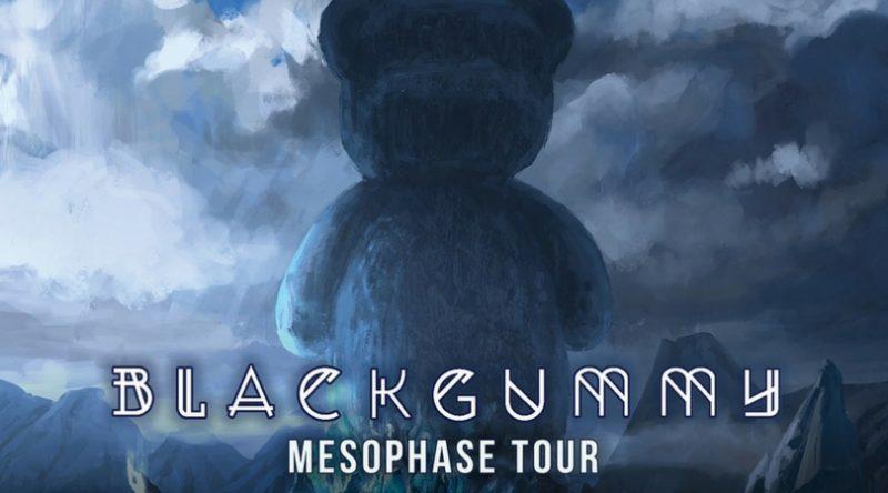 BlackGummy readies for Mesophase Tour