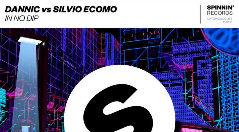 "DANNIC teams up with Silvio Ecomo for ""In No Dip,"" the rework of Silvio Ecomo's classic"