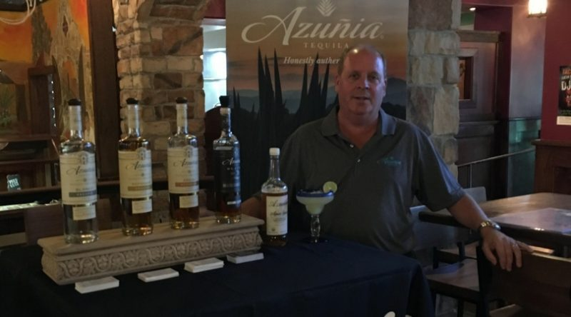 100% Blue Agave Azuñia Tequila with Denny Larson