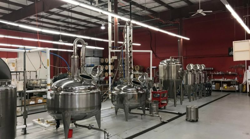 List Distillery: Locally Sourced Crops and Organic Ingredients
