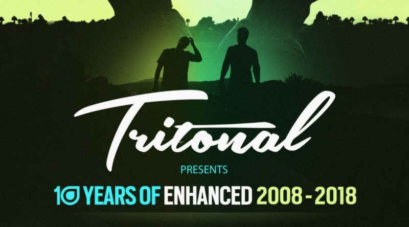 "Tritonal announces ""10 Years of Enhanced"" tour"