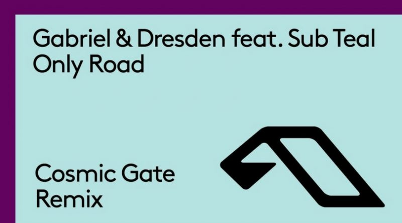 """Cosmic Gate remix of Gabriel & Dresden's """"The Only Road"""" Out Now"""