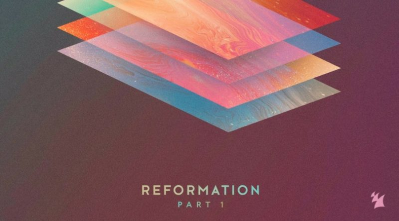 "Super8 & Tab's hotly anticipated 3rd studio album ""Reformation: Part 1"" drops today on Armada Music"