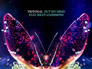"""Tritonal """"Out My Mind"""" available now on Astralwerks"""