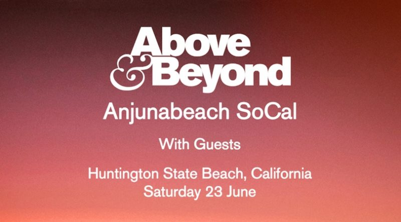 """Above & Beyond to host one day """"Anjunabeach"""" festival"""