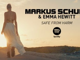 """Markus Schulz and Emma Hewitt Release """"Safe From Harm"""""""